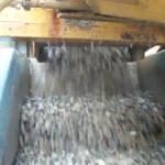 Uporaba vibropalic na predsejevalnim stroju